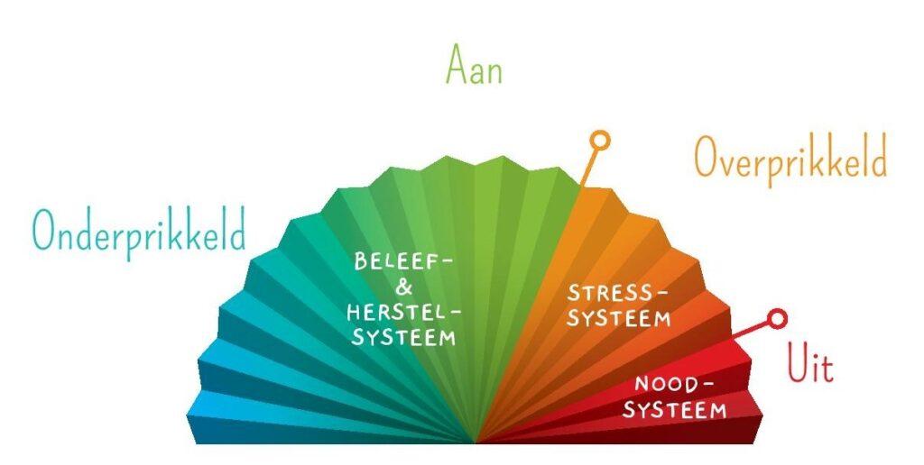 Waaiermodel systemen